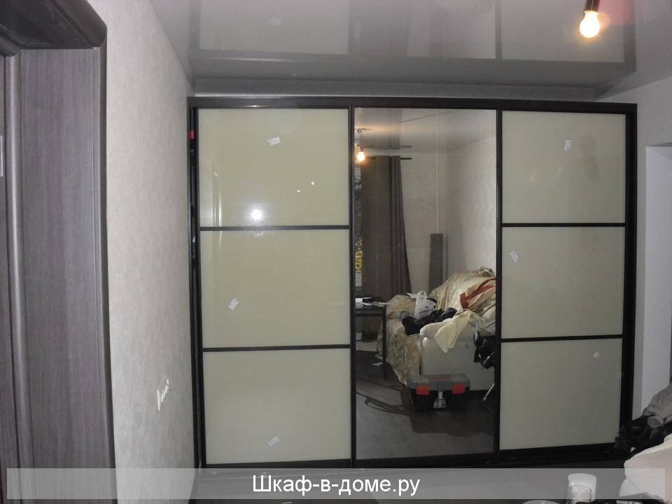 Шкафы купе 3 дверные фото