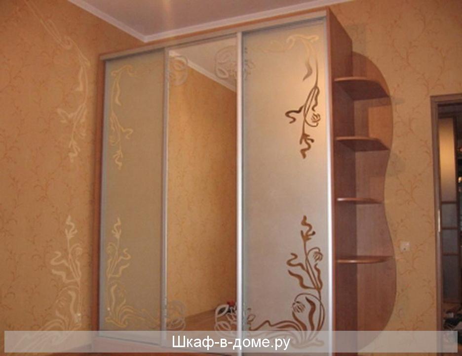 Зеркальные двери для шкафов купе своими руками