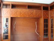 Угловой шкаф купе - фото №49