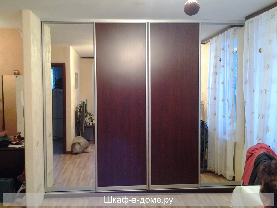 Двери для шкафов купе.