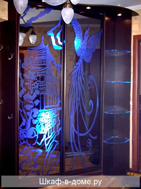Как сделать амальгаму на стекле