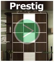 Двери для шкафов купе Престиж